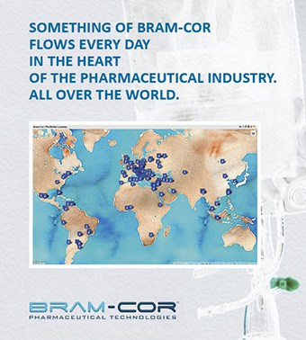 BRAM-COR producing pharmaceutical parenteral solutions