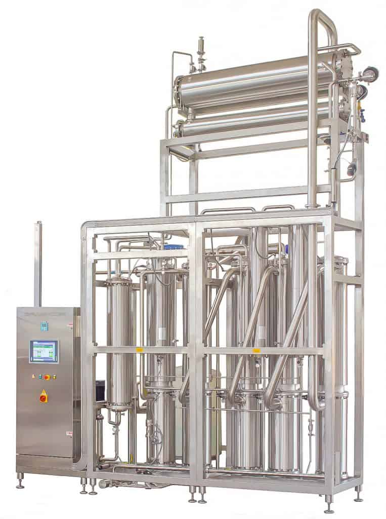 Bram-Cor SMPT ST5 multiple effect distiller