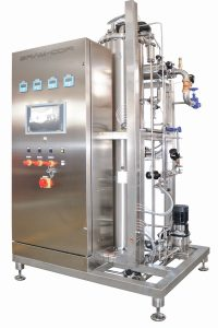 BRAM-COR Single Effect Distiller