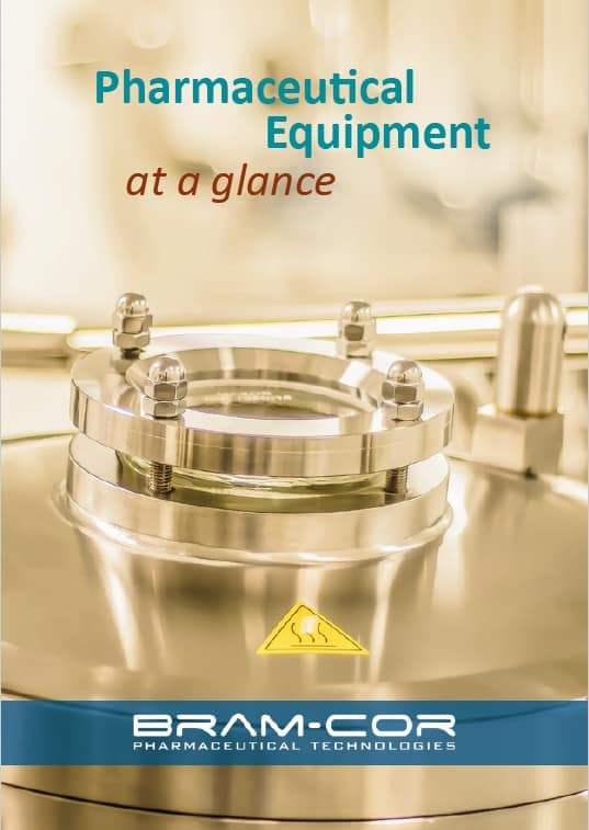 Bram-Cor Pharmaceutical Equipment - General catalogue