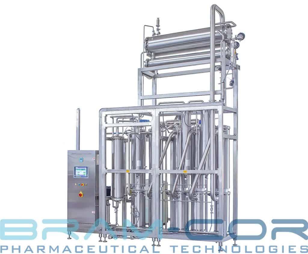 SMPT Multiple Effect Distiller